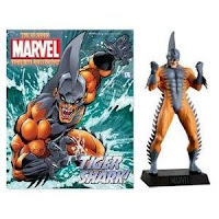 Tiger Shark (Marvel Comics) Character Review - Figurine Product