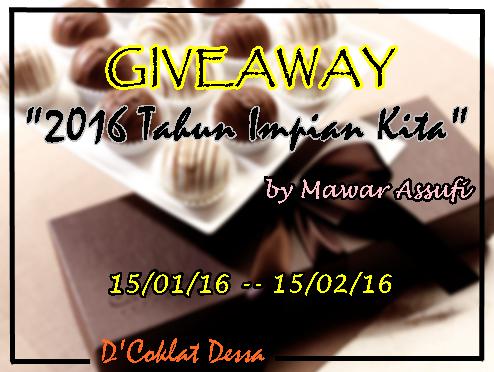 http://mawarassufi.blogspot.my/2016/01/giveaway-2016-tahun-impian-kita-by.html