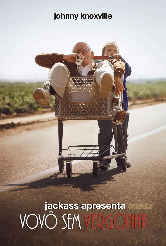Jackass Apresenta: Vovô Sem Vergonha - Sem Cortes Torrent - Blu-ray Rip 720p Dublado (2013)
