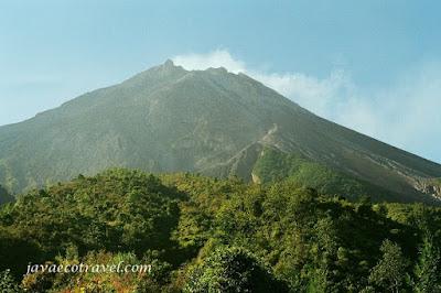 Merapi Peak Hike