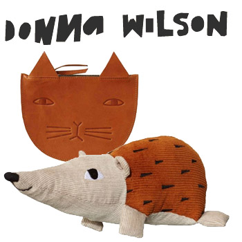 We sell Donna Wilson