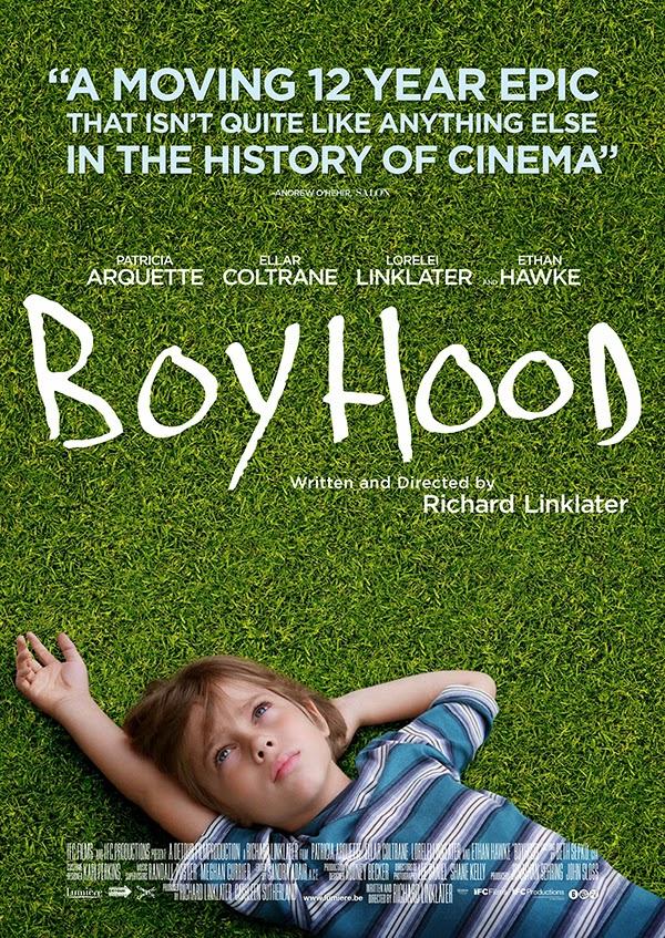 Poster de Boyhood Momentos de Una Vida (Boyhood)