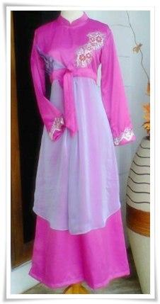 Koleksi Model Baju Gamis Terbaru 2013