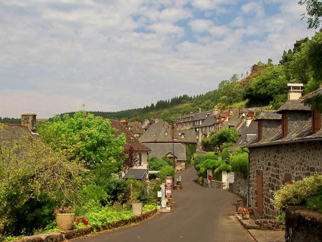 Tournemire - France