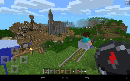 Minecraft - Pocket Edition Apk Free for Android