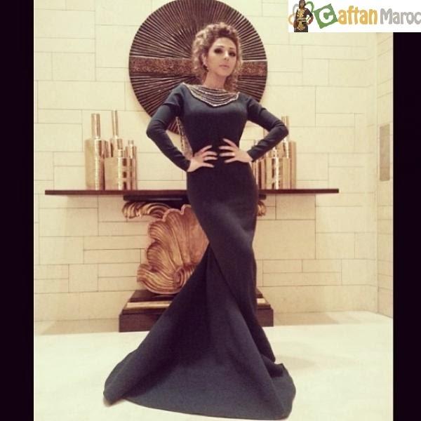 Caftan Myriam Fares