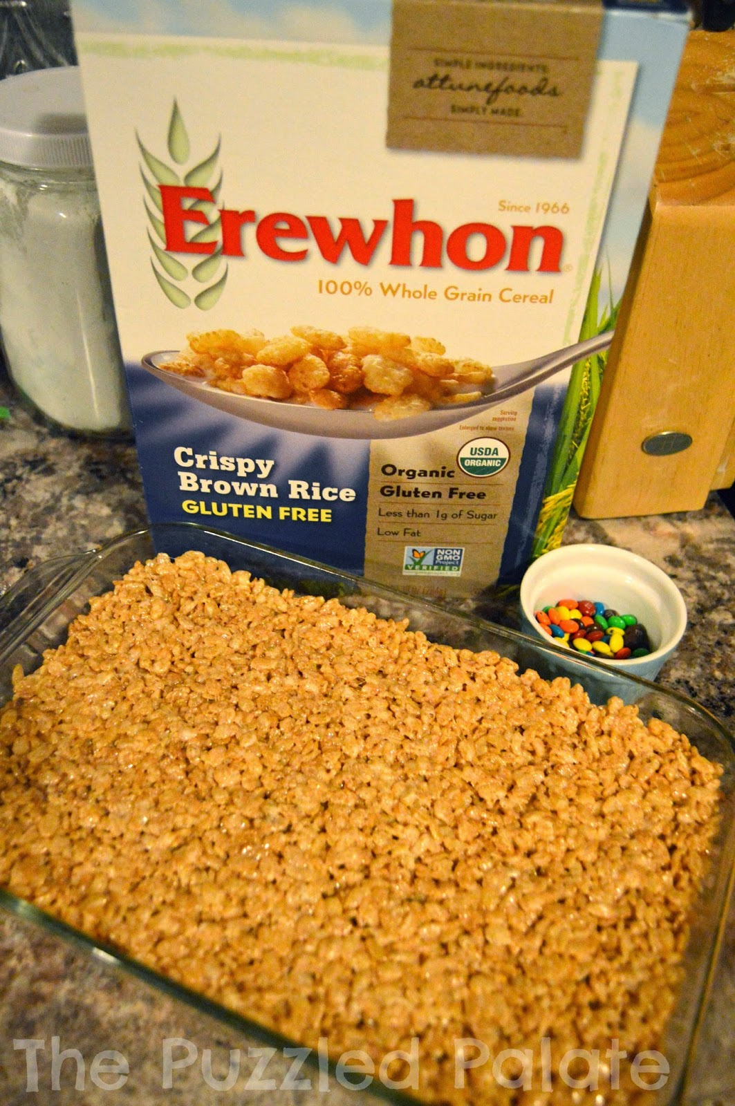 The puzzled palate 060314 speaks volumes about how tasty they are personally i like erewhons version more than rice krispies better texture and they dont get soggy as fast ccuart Image collections