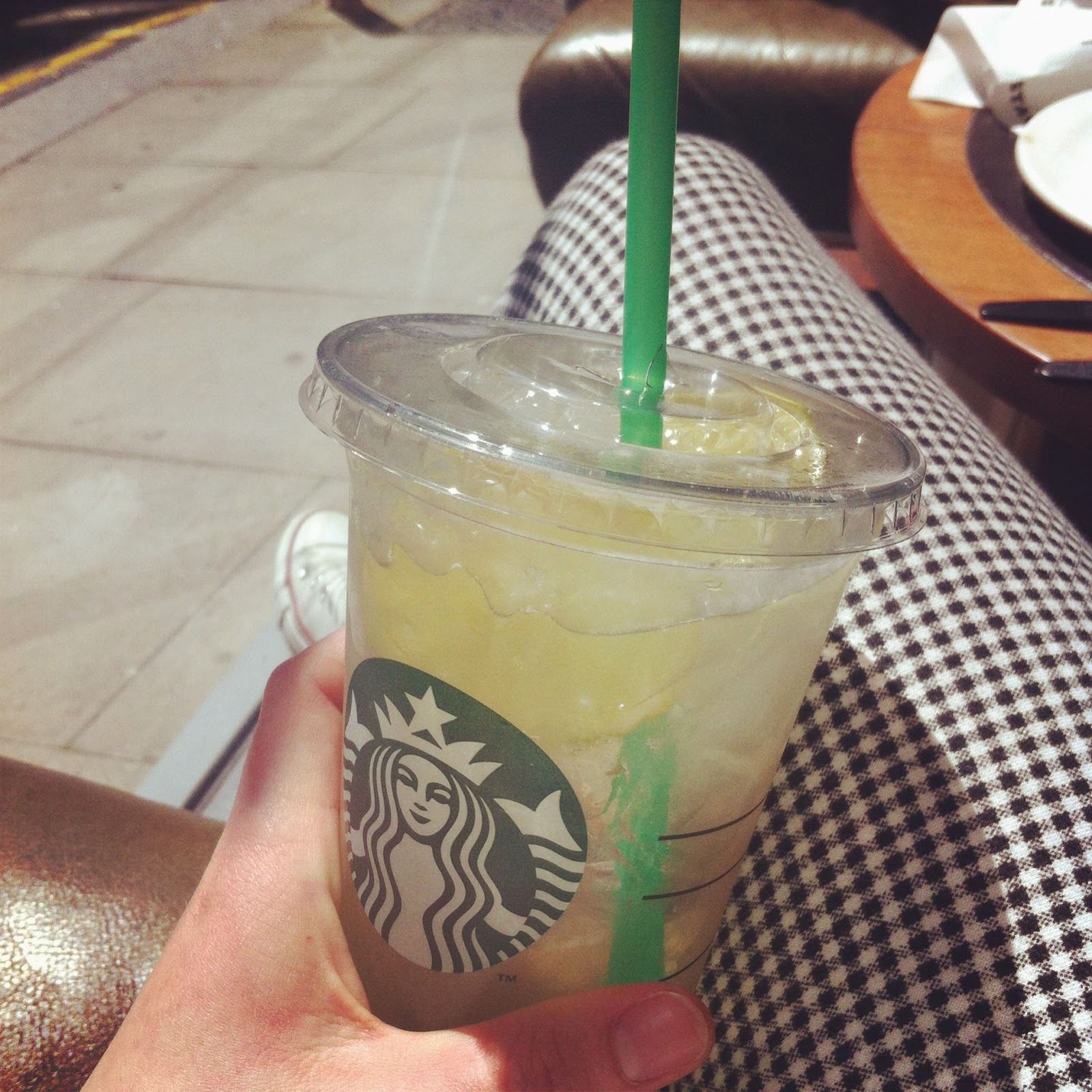 Cool Lime Refresher Starbucks