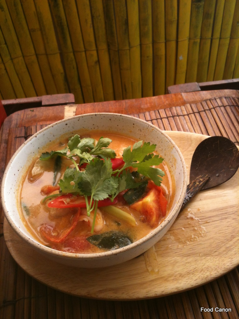 Bangkok going back to school tom yum soup 101 the for 101 soup cuisine