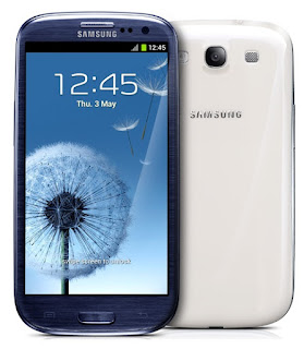 Samsung Galaxy SIII images