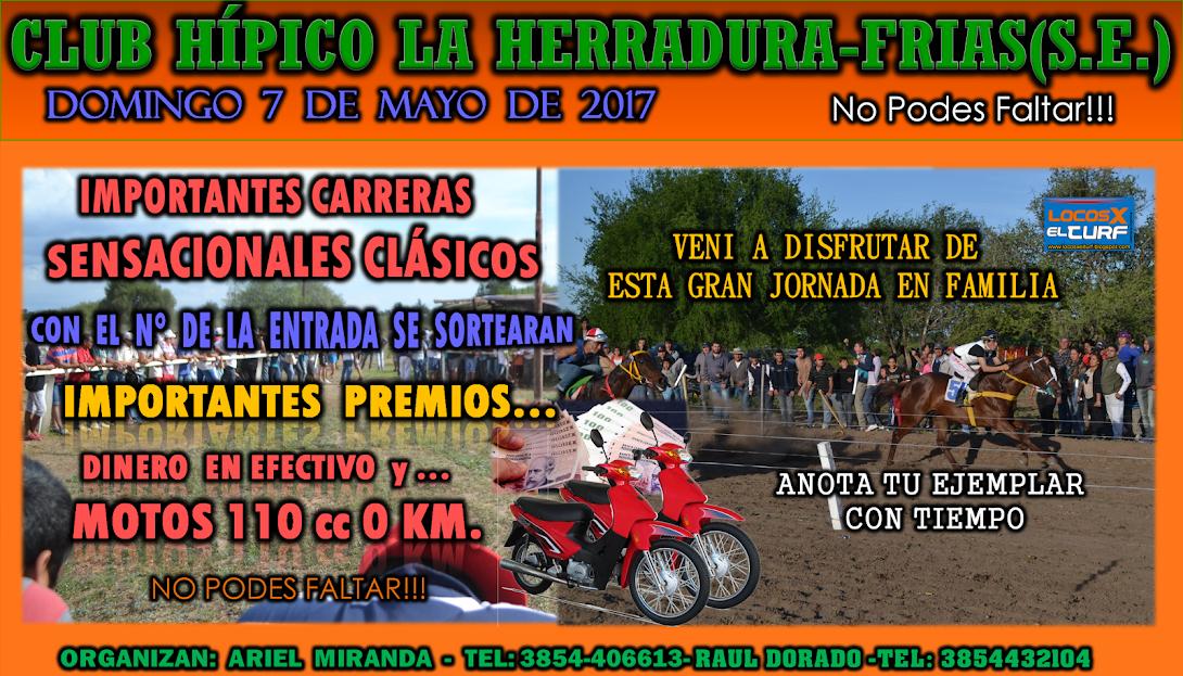 7-05-17-HIP. LA HERRADURA