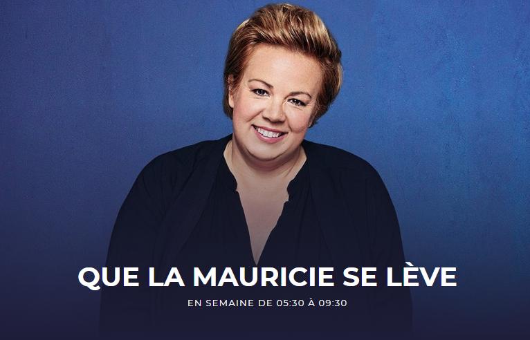 Que la Mauricie se lève avec Catherine Gaureault 106,9