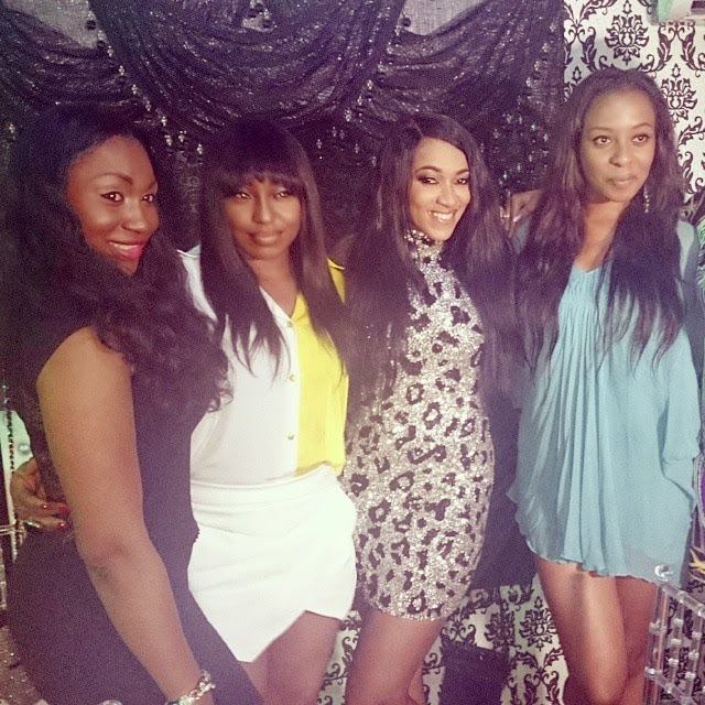 Photos from Rukky Sanda's Birthday Celebration