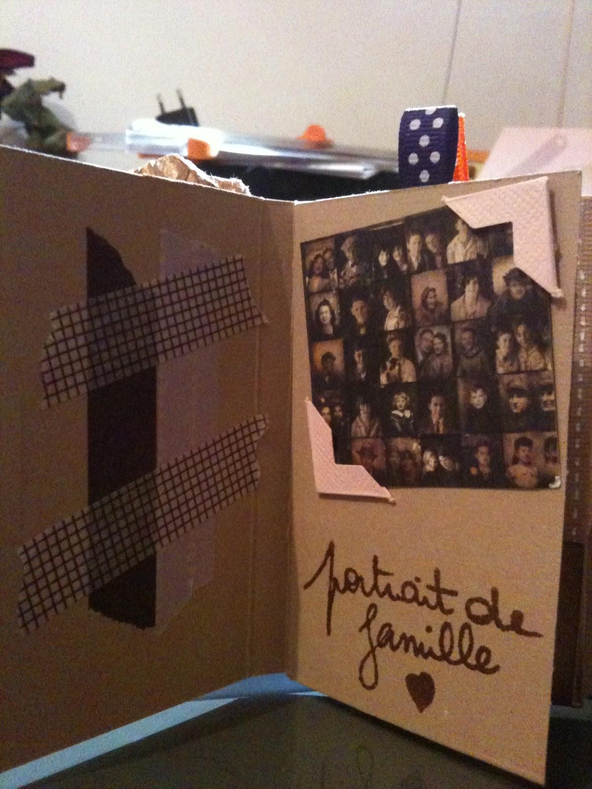 greenie 39 s scrap mini album de poche. Black Bedroom Furniture Sets. Home Design Ideas