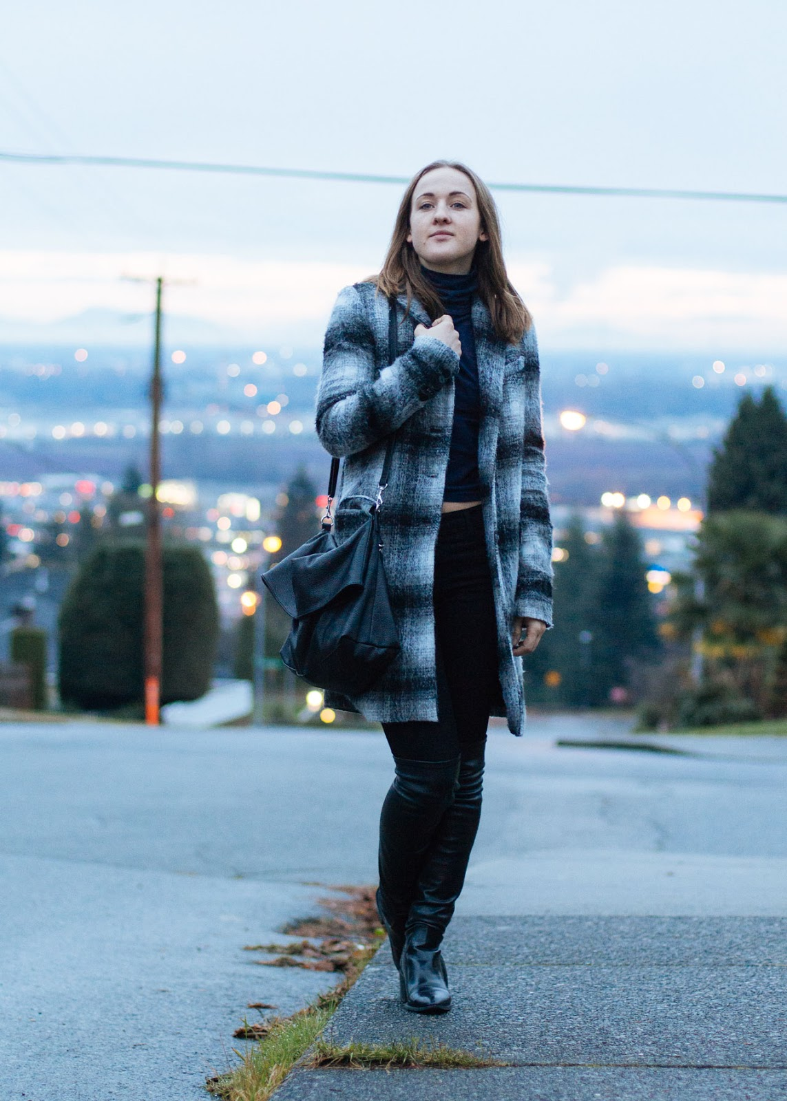 Zara, J Brand, Monki, Asos, American Apparel - Vancouver Fashion Blogger