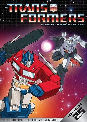 Transformers - Desenho Clássico Torrent Dublado