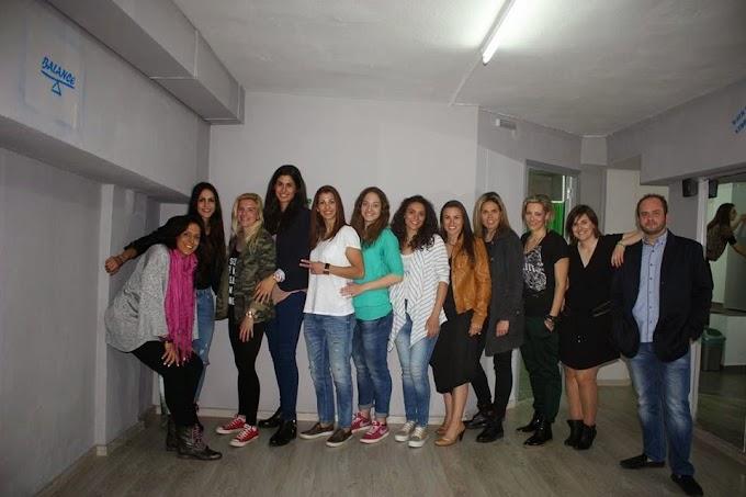Εγκαινιάστηκε με επιτυχία το ARK.club της Ελένης Καφαντάρη-Συρροή μπασκετικών παραγόντων-Πλούσιο φωτορεπορτάζ
