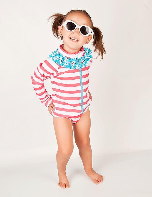 Stylish UPF 50+ Rash Guard Swimsuits and Swimwear by ...