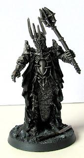 mordor diorama sauron