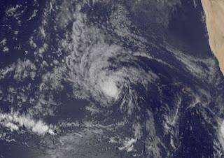 Tropischer Sturm FLORENCE: Totgesagte leben länger, Florence, aktuell, Karibik, Hurrikansaison 2012, Atlantische Hurrikansaison, Satellitenbild Satellitenbilder, Vorhersage Forecast Prognose, August, 2012,
