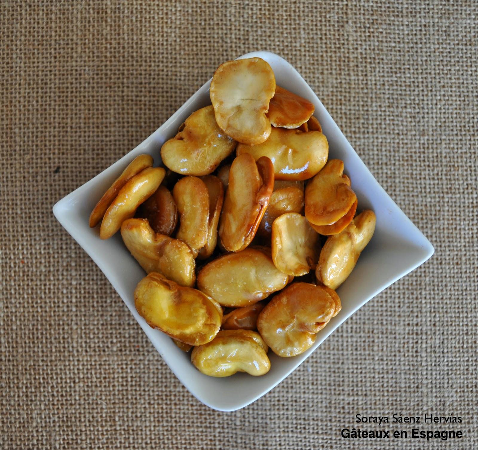 recette fèves séchées