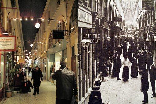 Paris secret passage choiseul les boutiques bons plans for Booking secret de paris