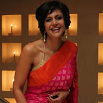 Mandira Bedi Latest Photos in Saree