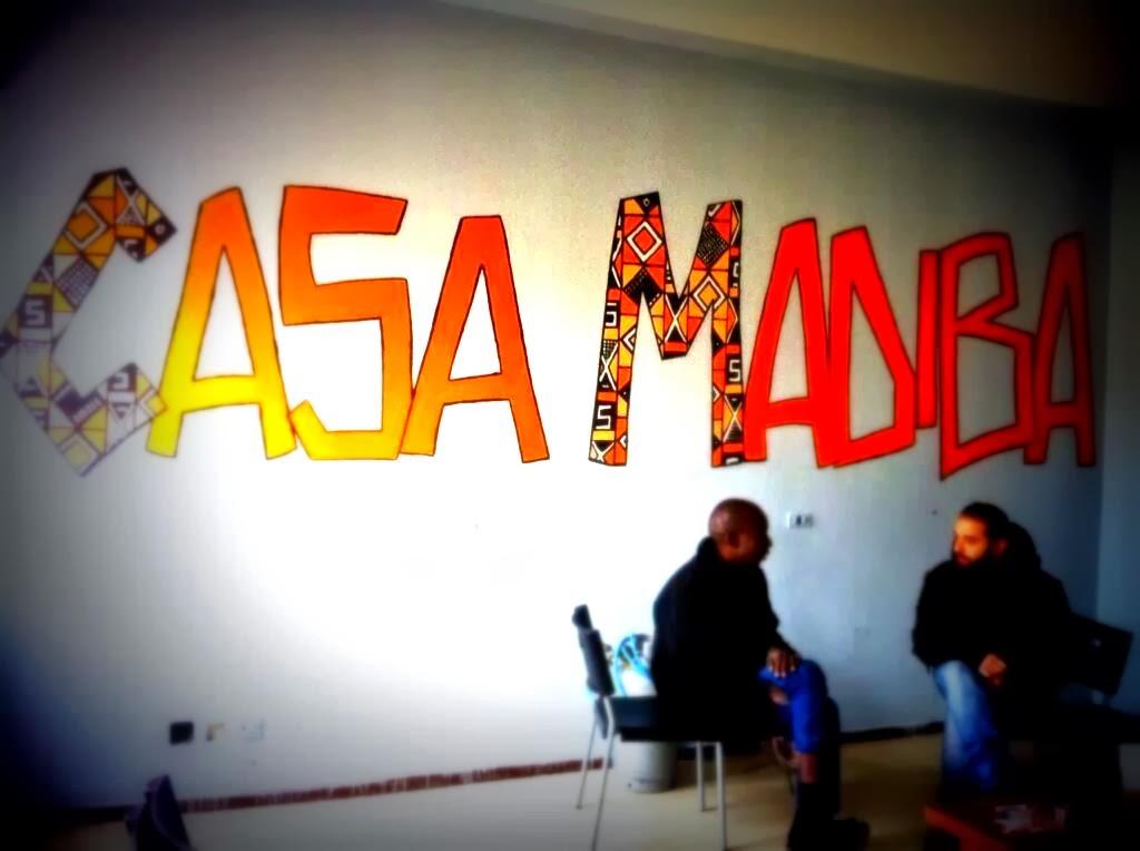 Casa Madiba Occupata!