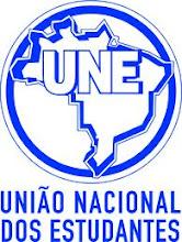 """""""UNE - União Nacional dos Estudantes"""