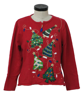 Christmas Sweaters For Women Image