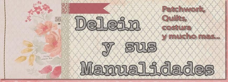 Delein Padilla y sus manualidades