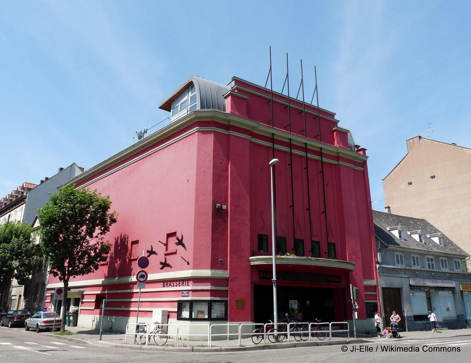 Cin fa ades scala strasbourg 67 for Strasbourg cinema