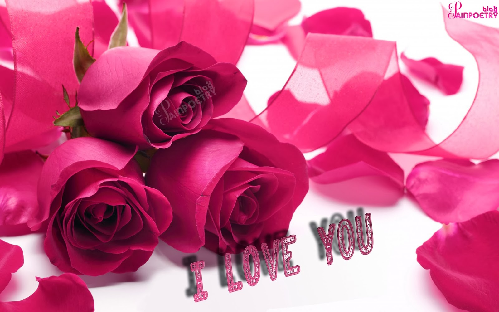 Love-Wallpaper-With-Lot-Of-Flowers-Image-HD
