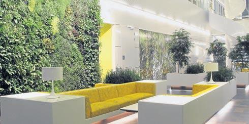 Dise os pensados para cuidar el medio ambiente lo nuevo for Lo ultimo en diseno de interiores