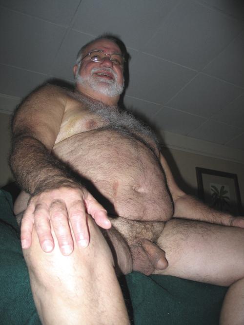 viejos desnudos: