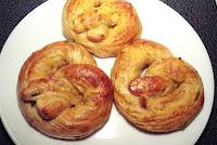 Jalapeno Cheddar Soft Pretzels