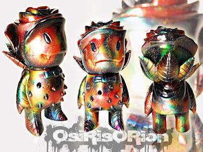 Custom Oil Slick Rose Vampire by OsirisOrion