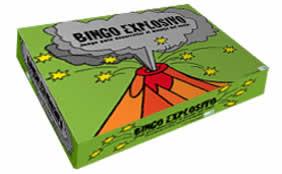 Bingo Explosivo - Juego para desarrollar el manejo del enojo