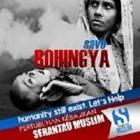 Bantuan Kemanusiaan Etnik Rohingya Di Myanmar
