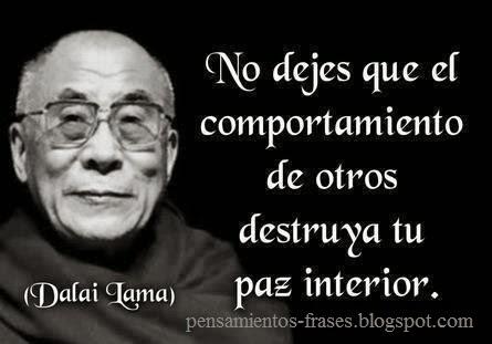 frases del Dalái Lama