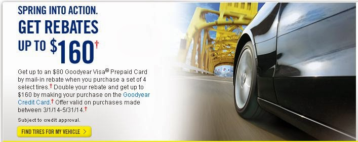 Goodyear employee tire coupons