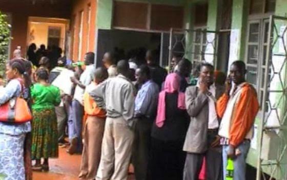 KUMEKUCHA TENA: Walimu waandamana Kasulu, Kigoma