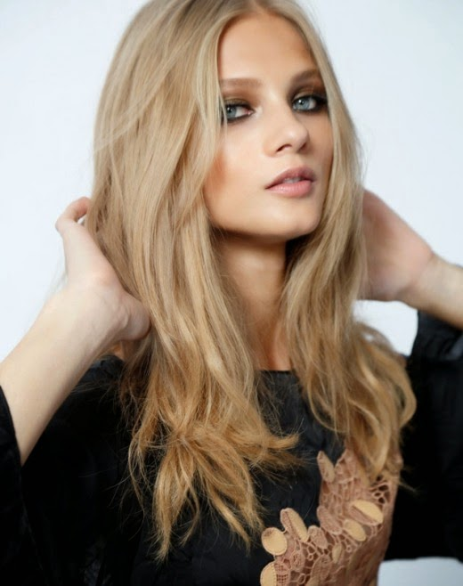Peinado de otoño Liso con volumen YouTube - Peinados Pelo Liso Con Volumen
