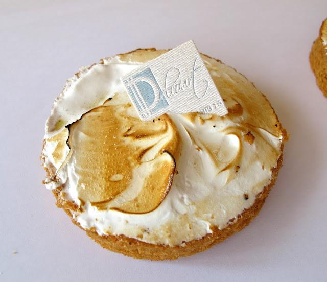 La meilleure tarte au citron meringuée de Paris - Maison Delcourt
