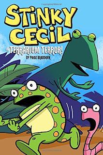 Stinky Cecil in Terrarium Terror