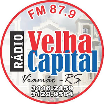 Radio Velha Capital FM 87.9 Viamao
