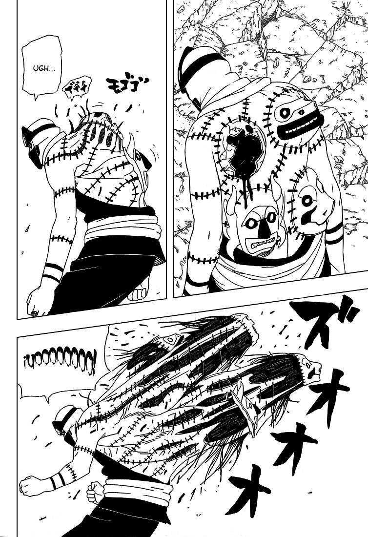 Naruto Shippuden Manga 334