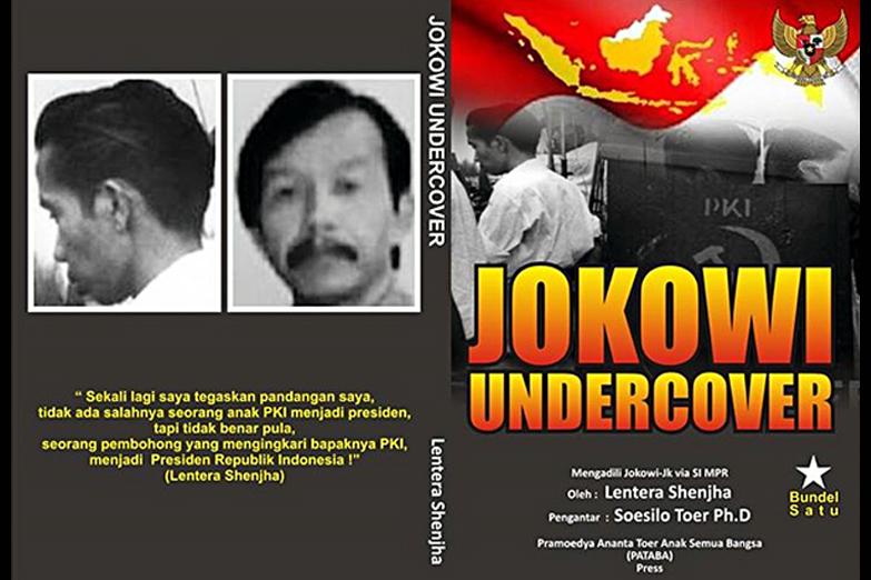 Download Gratis Buku Jokowi Undercover - Penulis Bambang Tri Mulyono