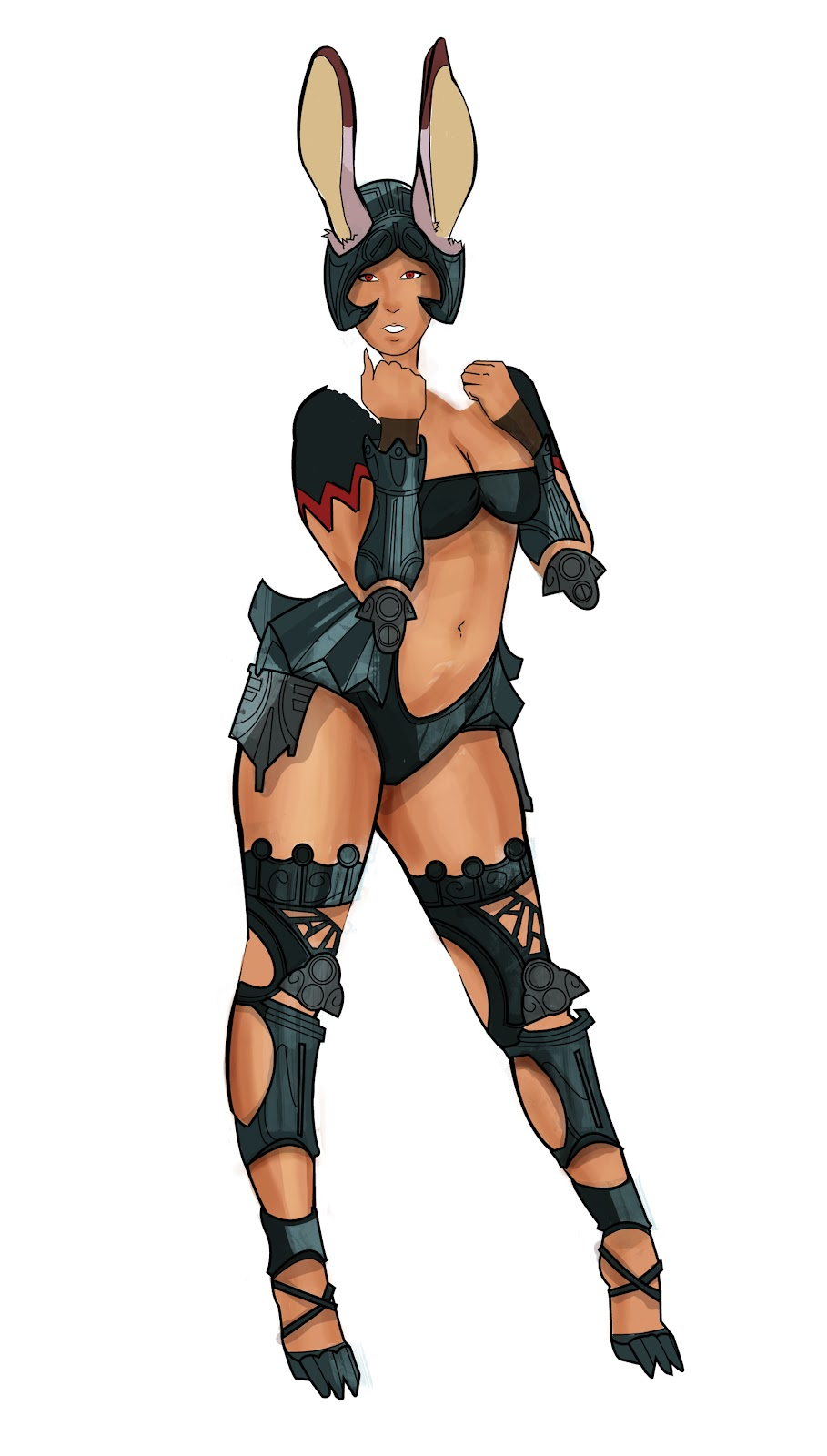 Fran final fantasy 12 adult art