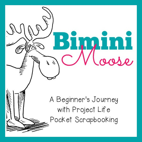 Bimini Moose - My New Project Life Blog